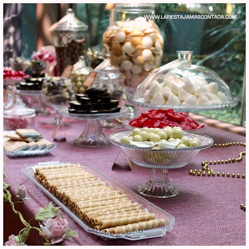 Candy bar medieval