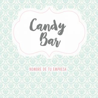 TRASERAS CANDY BAR niño