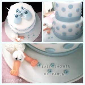 Tarta Fiesta Baby Shower