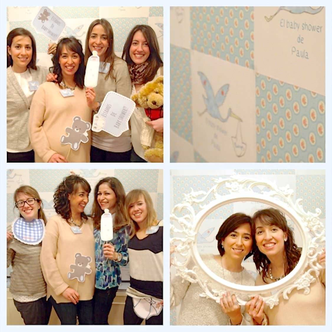 Photocall babyshower