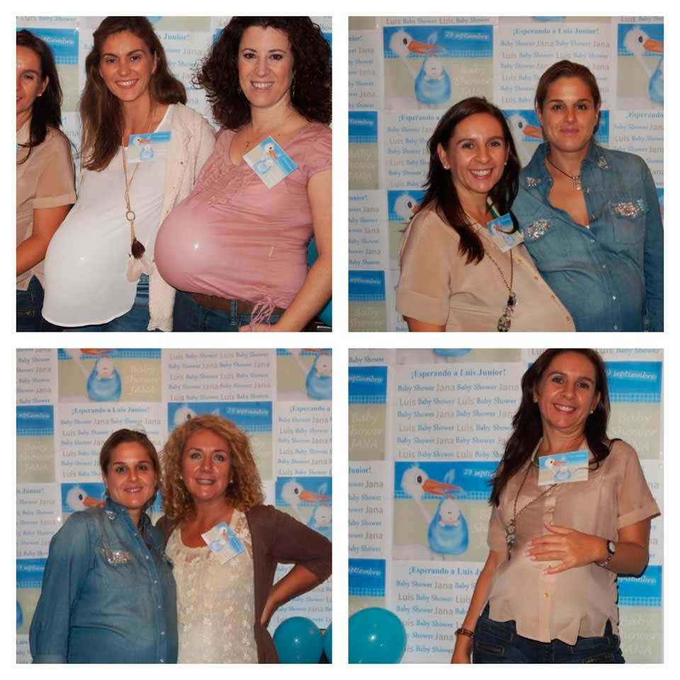 """Photocall Fiesta Baby Shower"""