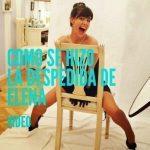 La despedida de Elena
