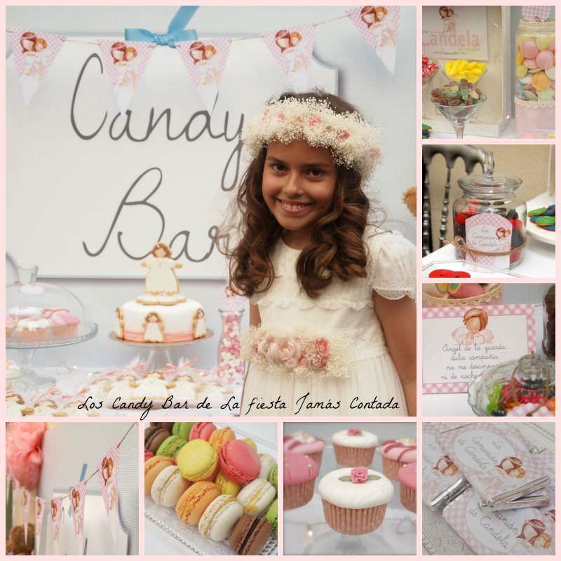 Candy Bar de Candela LFJC