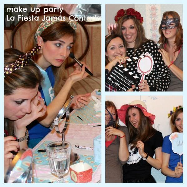 Make up Party Despedidas de soltera privadas LFJC