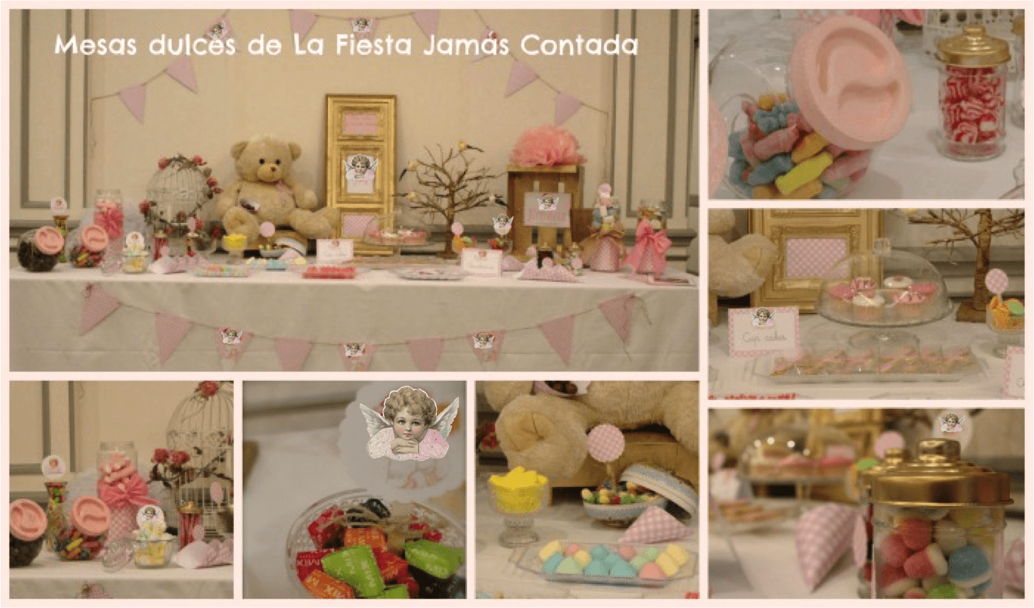 Candy Bar de Jimena