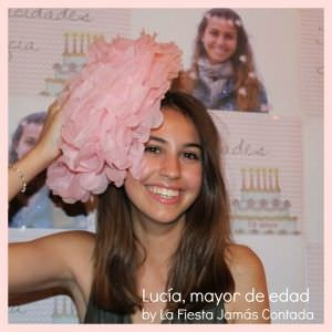 """Ideas 18 cumpleaños"""