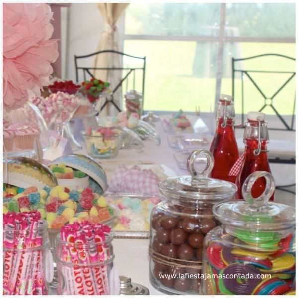 Candy Bar de Sandrita