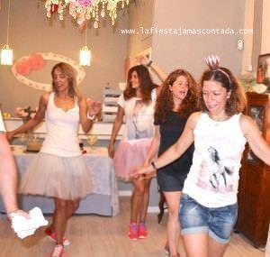 fiestas de chicas