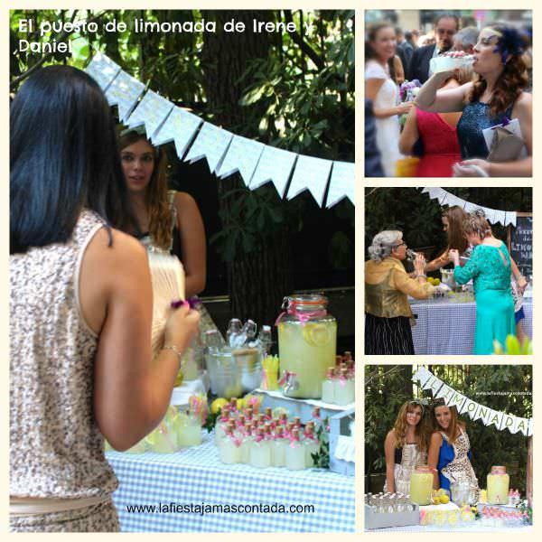 limonada bodas
