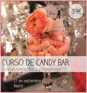curso candy bar