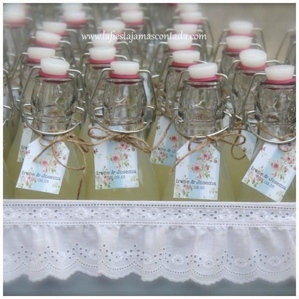 puesto de limonada bodas