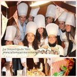 Despedida de soltera en Madrid: Cup cake party