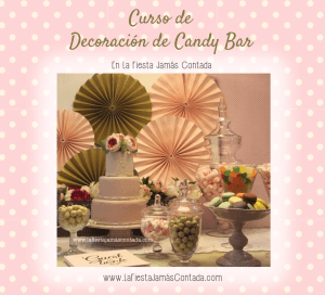 curso candy bar madrid