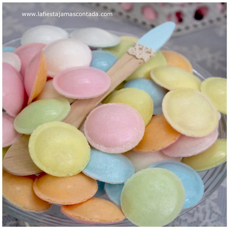 CUCHARAS CANDY BAR