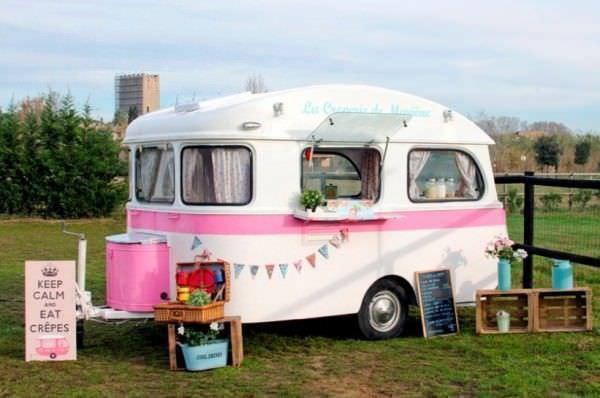 Caravanas para bodas