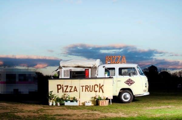 Pizza Truck I (bx)