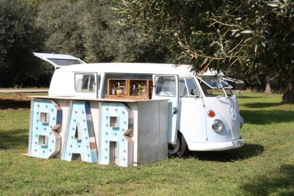 caravana bodas bar