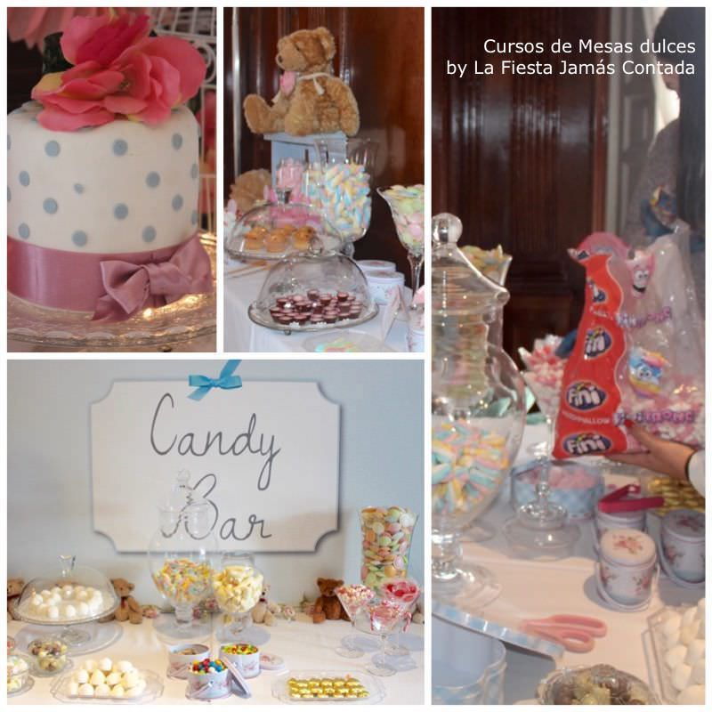 CURSO DE CANDY BAR MENAJE
