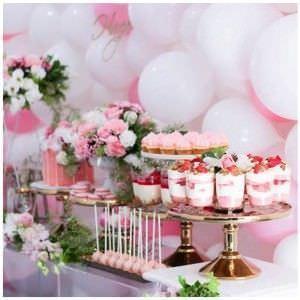 ideas para fiestas bonitas