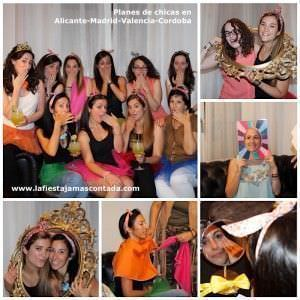 BEAUTY PARTY DESPEDIDA