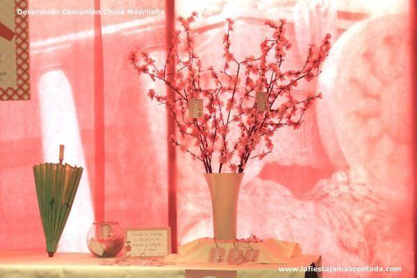 decoración evento árbol deseos