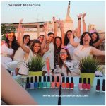 Despedida Sunset Manicure