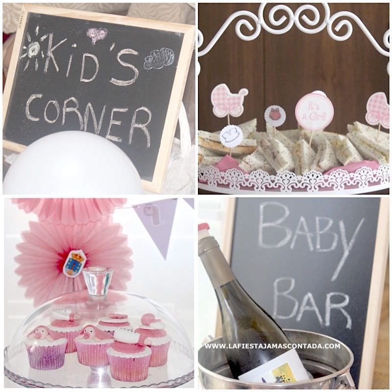 baby shower detalles