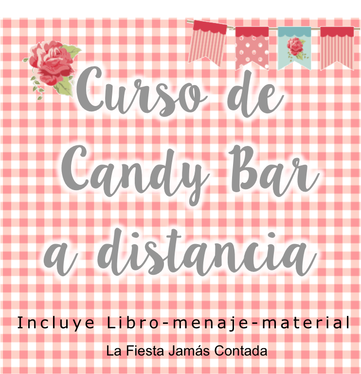 CURSO DISTANCIA CANDY BAR