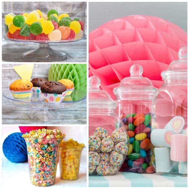 material curso candy bar