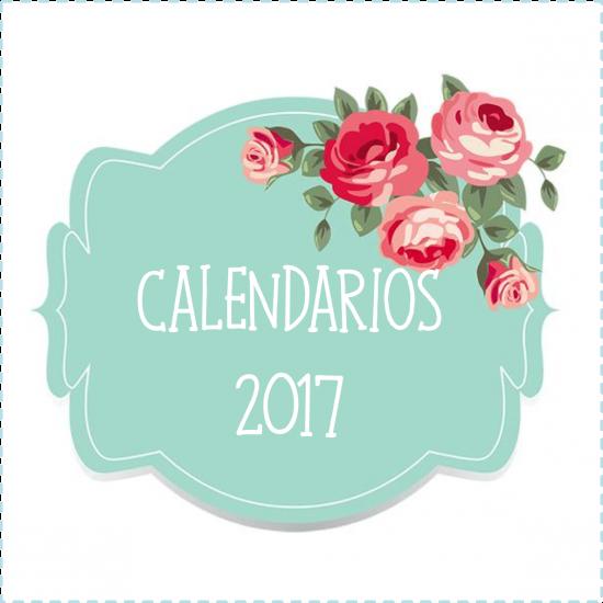 CALENDARIOS GRATUITOS 2017