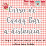 Curso de candy bar online
