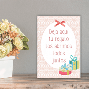 KIT DE COMUNIÓN PARA DECORAR