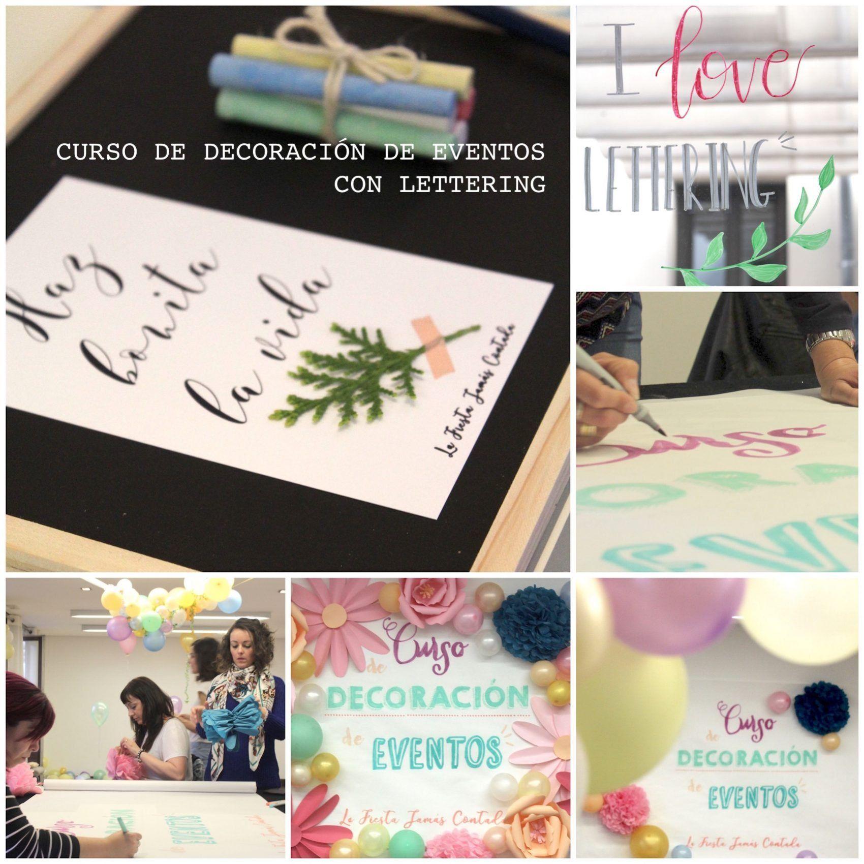 curso de decoraci n de eventos la fiesta jam s contada