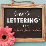 Cursos de lettering y carteles bonitos