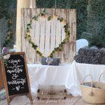Cómo decorar una boda al aire libre