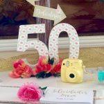 Cómo decorar una boda de oro: ideas para tu 50 aniversario