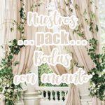 ¿Conoces nuestro pack de decoración de bodas?