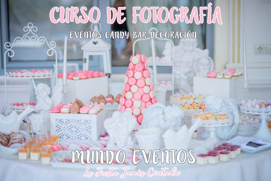 curso de fotografia eventos