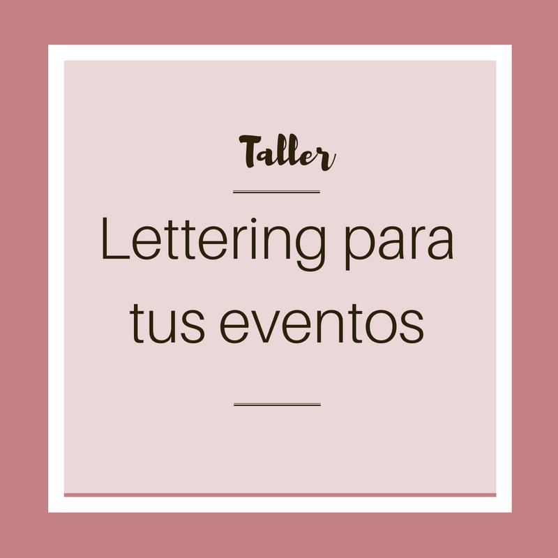 Lettering para eventos - el club de la fiesta - La Fiesta ...