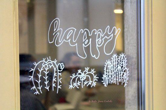 Como hacer lettering en cristales - La Fiesta Jamás Contada